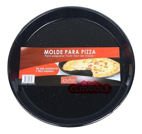 pizzera enlozada 33 cms jovifel