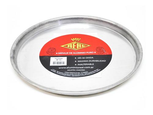 pizzera molde pizza n 32 aluminio real