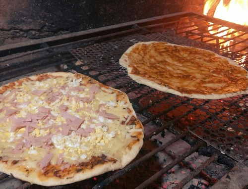 pizzetas artesanales