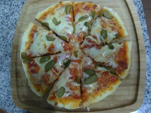 pizzetas gustos a eleccion