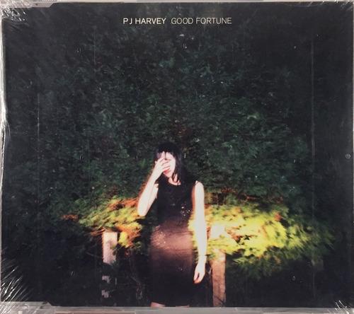 pj harvey - good fortune - cd single importado lacrado