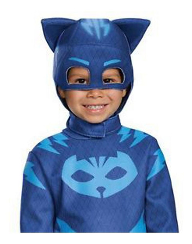 pj mask - disfraz catboy - original - envío gratis