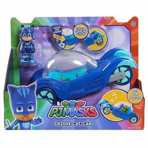 pj masks - heroes en pijamas - catboy - vehiculo deluxe!!!