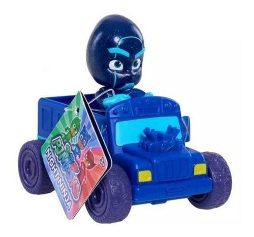 pj masks mini veículo ninja noturno dtc 4159