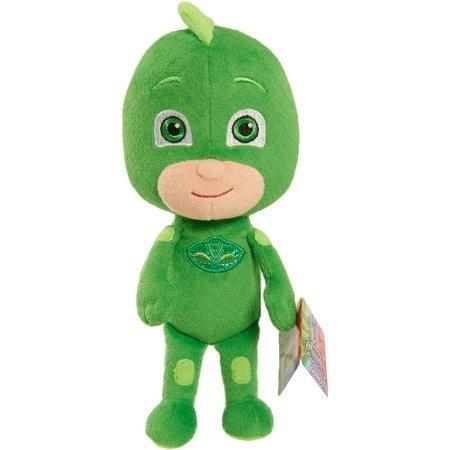 pj masks peluche felpa beans plush gekko heroes en pijamas