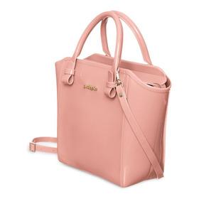 Pj3939 Bolsa Média Shape Bag Petite Jolie Transversal - Nova