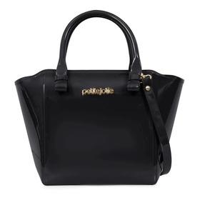 Pj3939 Bolsa Shape Bag Shopper Petite Jolie Antiga Pj1770