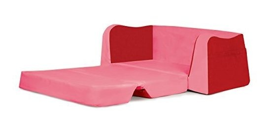 Outstanding Pkolino Little Reader Sofa Red Download Free Architecture Designs Sospemadebymaigaardcom