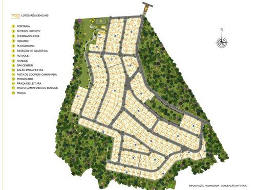 pl46-residencial belbancy-lotes facilitados em 180 meses