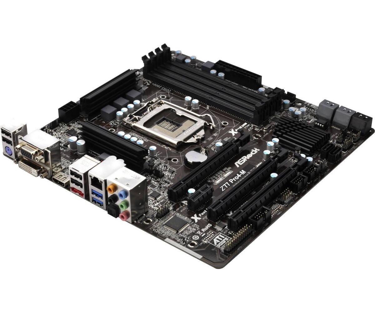 ASRock Z77 Pro4-M Intel Rapid Start Driver PC