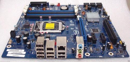 placa 1156 intel dp55 xeon corei7/5/3 1ra generacion