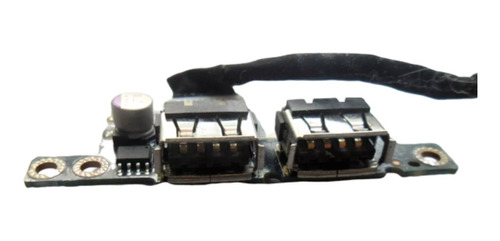 placa 2 puertos usb compaq c700