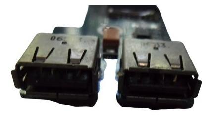 placa 2 puertos usb dc020008m00 note toshiba m105 m100 tecra