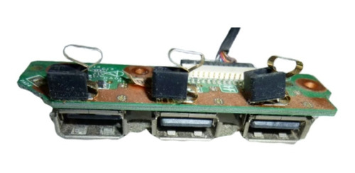 placa 3 puertos usb para notebook packard bell sl51 vesuvio