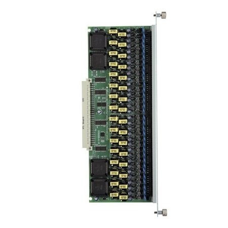 placa 32 ramais balanceada cp 192 / 352 maxcom- intelbras
