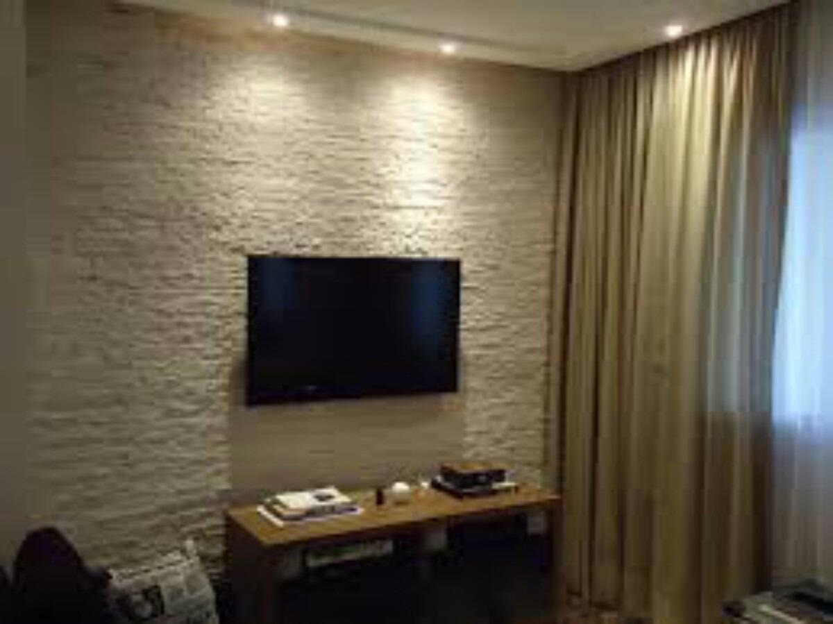 Placa 3d canjiquinha r 3 50 em mercado livre for Sala de estar com papel de parede 3d