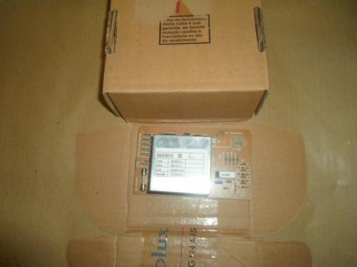 placa 64800148 da lavadora electrolux lm 08