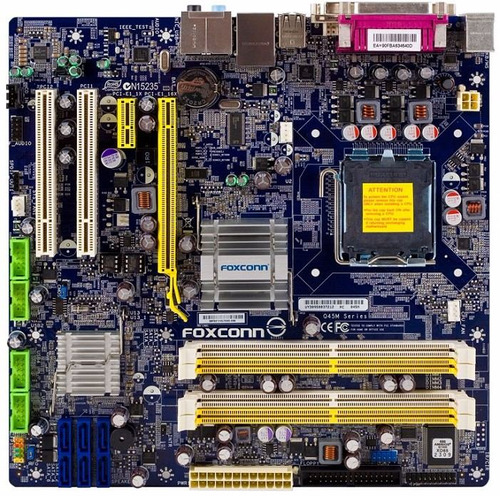 placa 775 foxcon q45m extreme corequad/extremecore2 16gb ram