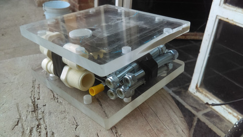 placa acero inoxidable 316l dry cell hho generador hidrogeno