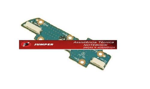 placa adapt touch pad botões sony vaio vgn-s260 a-1086-981-a