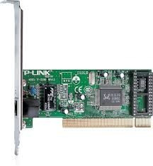 placa adaptador de rede pci 10/100mbps tp-link tf-3239dl