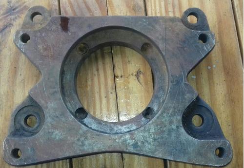 placa adaptadora. placa de adaptación caja fae a bedford