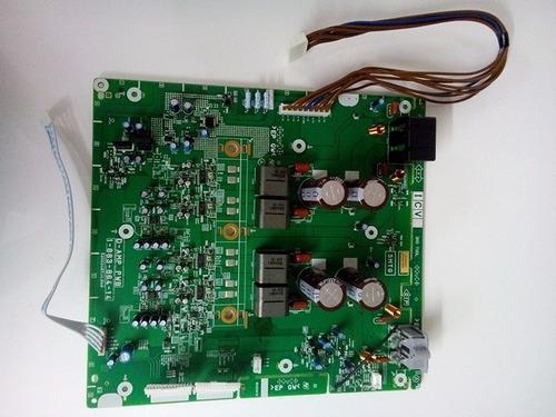 Placa Amplificador Hcd  Fst