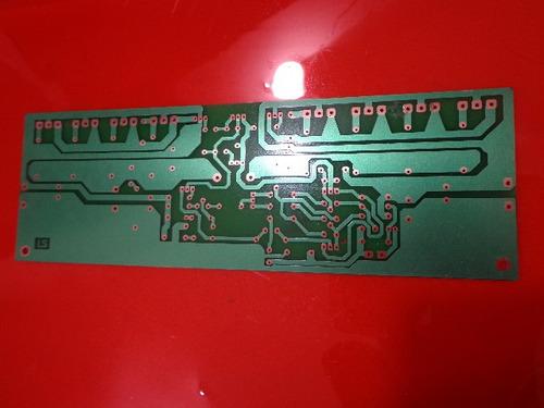 placa amplificador pci 500w /serve no gradiente polivox
