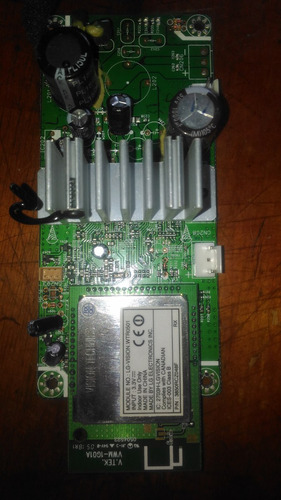 placa amplificadora das caixas wireless lg lhs-w75tar