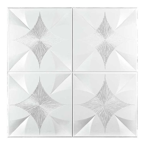 placa antihumedad para techo alicante 61.5x61.5cm × m2