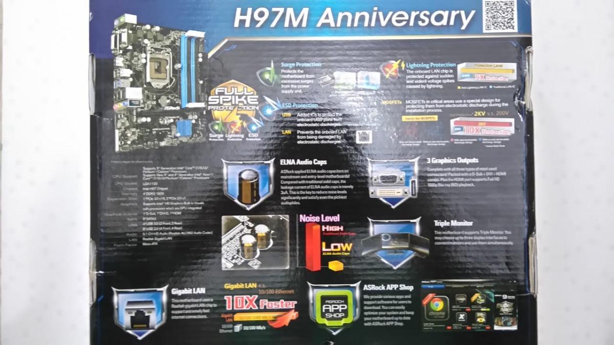ASRock H97M Anniversary Realtek Audio Drivers Mac