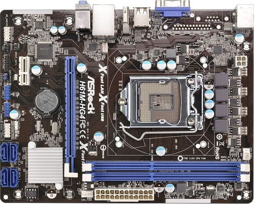 placa asrock socket 1155