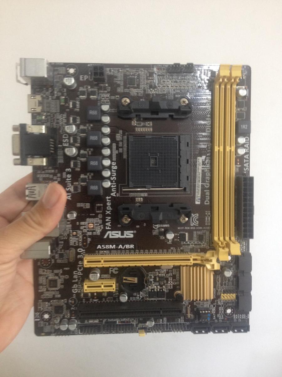 ASUS A58M-E AMD CHIPSET DRIVER (2019)