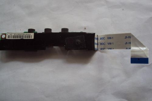 placa audio + cabo flat hp pavilion dv2000 dv2500 series