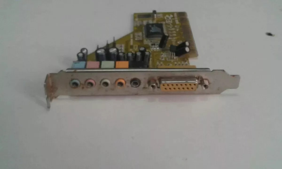 CM18738 PCI AUDIO DRIVERS FOR WINDOWS 7