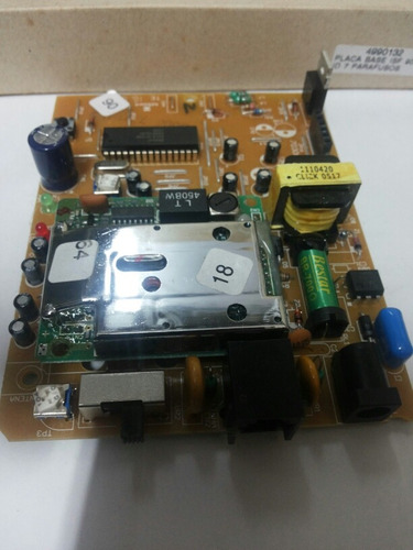 placa base isf 900 id 7 parafusos