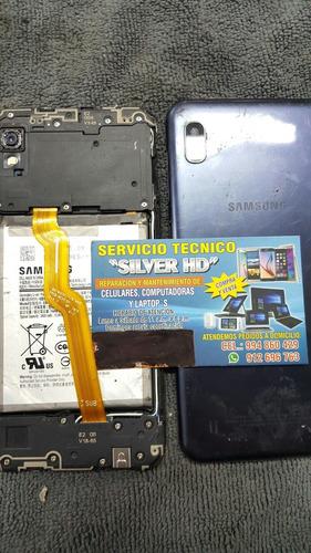 placa bateria partes samsung a10