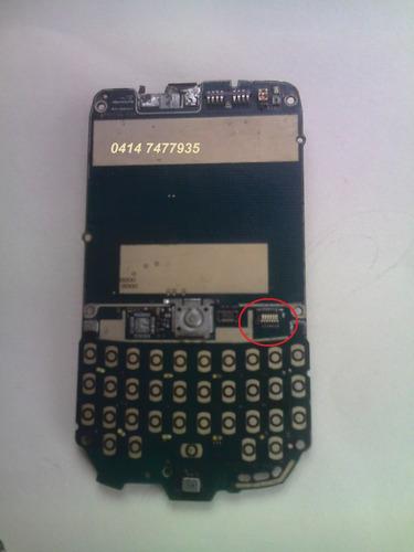 placa blackberry bold 6 leer descripcion