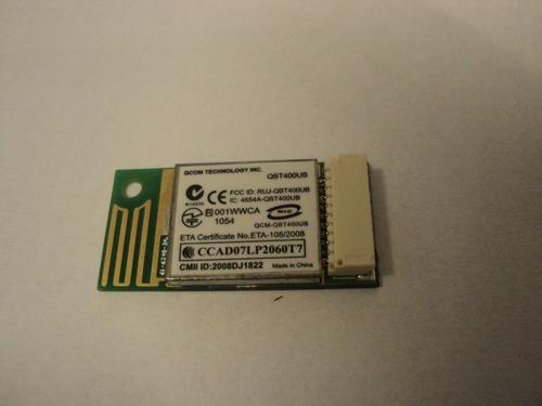 placa bluetooth 2.0 original notebook lg r410 qbt400ub