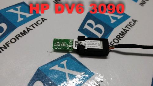 placa bluetooth + flat notebook hp dv6 3090 3000