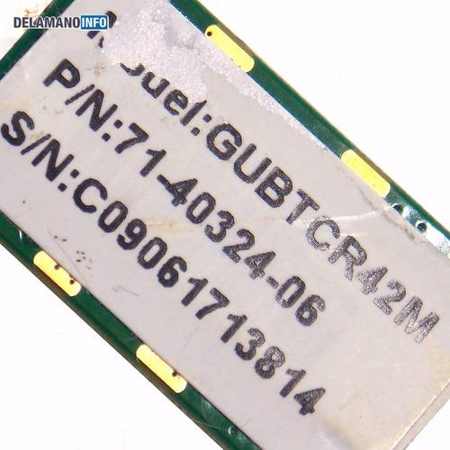 placa bluetooth itautec w7655 gubtcr42m promoção (5893)