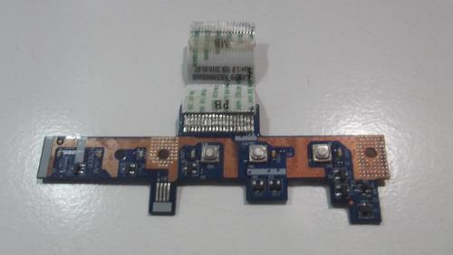 placa botão power kawg0 ls-4851p notebook emachines e627