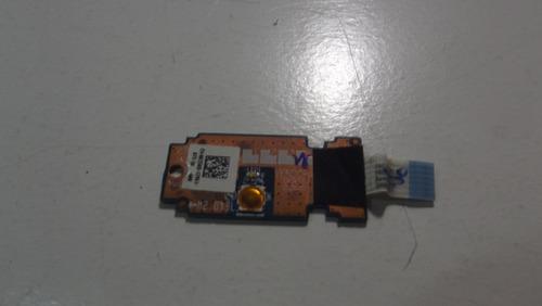 placa botão power notebook dell vostro 1310