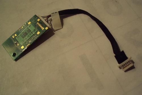 placa botão power notebook lg r480