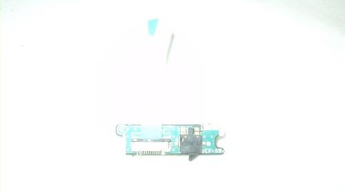 placa botão power notebook sony vaio pcg-v505epc