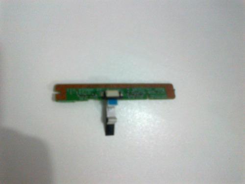 placa botão power para dell inspiron 1525 48.4w004.011