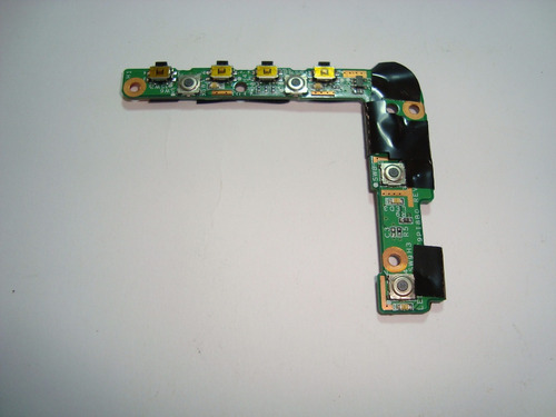 placa botões multimidia hp tx1000 tx2000 tx2075br