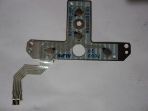 placa botões touchpad notebook toshiba tecra 9100 p000328940