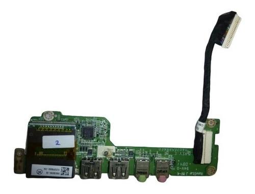 placa boton de encendido + usb para netbook acer zg5