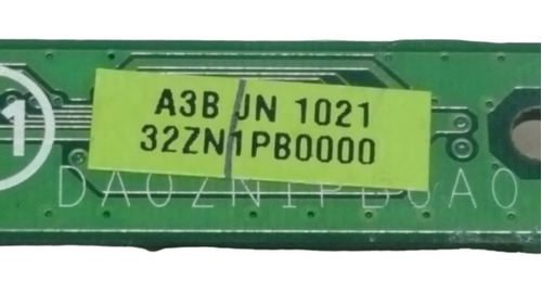 placa boton encendido all in one aio ms200 ms210 ms230 ms235